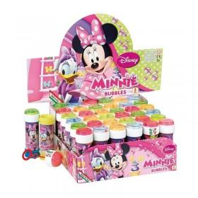 Savon bulle Minnie et ses amis