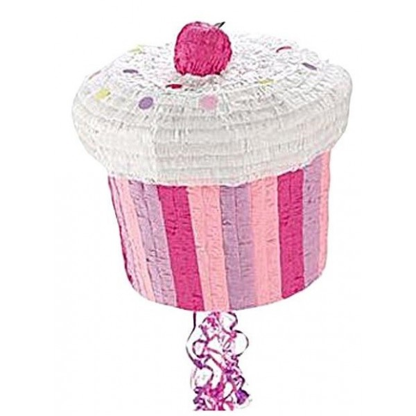 pinata cupcakes pour anniversaire