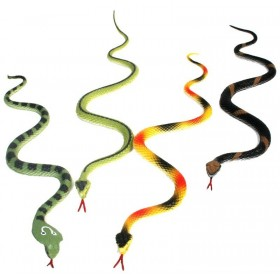Serpent 34 cm - Jouet effrayant