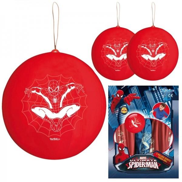 3 Ballons à frapper Spiderman