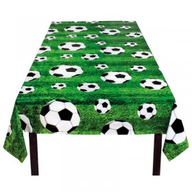 Nappe pour table de fête Football