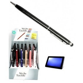 Stylo Bille Tactile