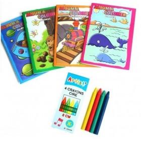 Album à colorier pour les enfants