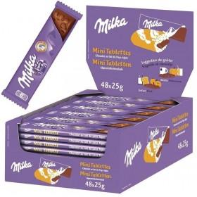 Barre de Chocolat Milka