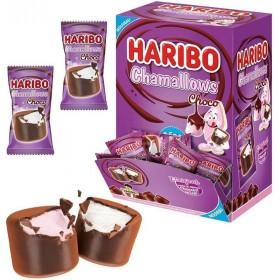 Chamallows Chocolat Haribo
