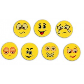 Gomme jaune Smile