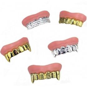 Dentier Or ou Argent