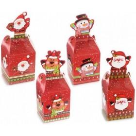 Boîte cadeau de Noël Personnage