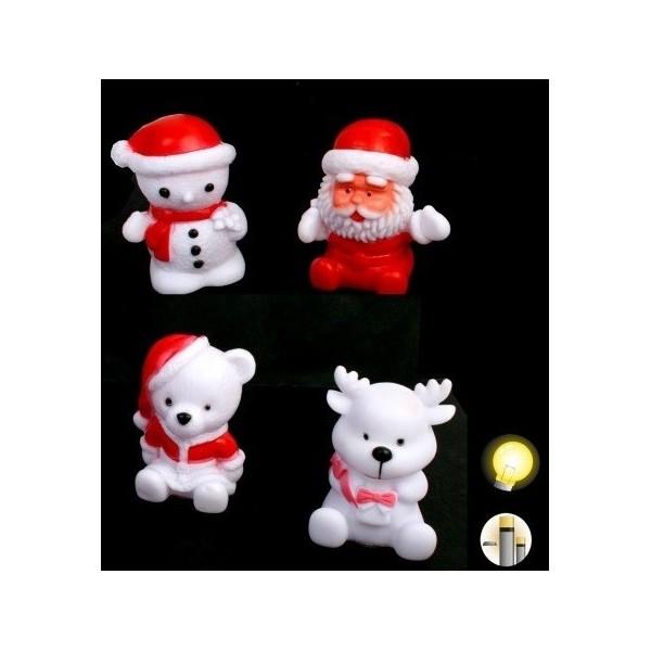 Lampe Veilleuse de Noël