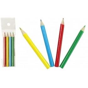 4 Crayons de couleur