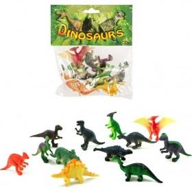 12 Petits Dinosaures, le petit cadeau enfant