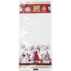 Sachet Emballage Décor Noël