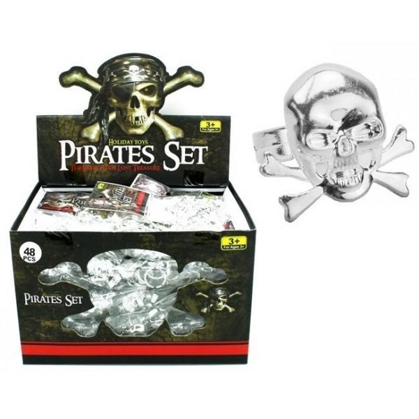 6 Bagues Pirates