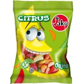 Bonbons gommes Citrus