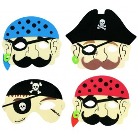 Masque Souple Pirate