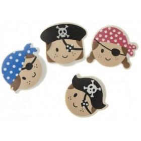 Gomme Tête de pirate