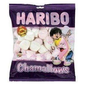 SACHET 300 GRS CHAMALLOWS HARIBO
