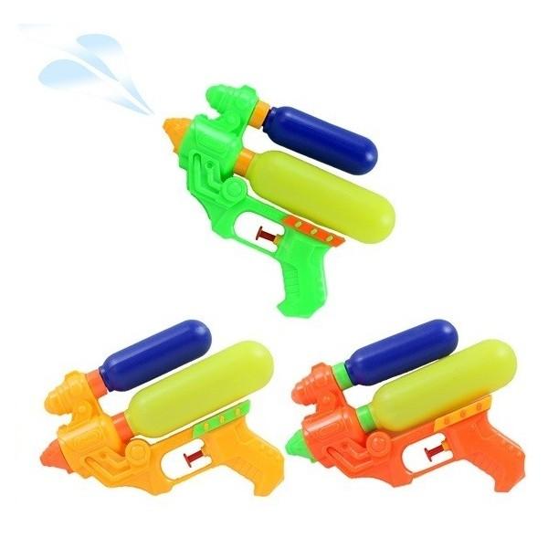 Pistolet à Eau Double Réservoir (19 cm)