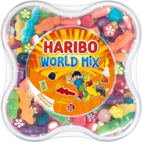 Haribo World Mix Box