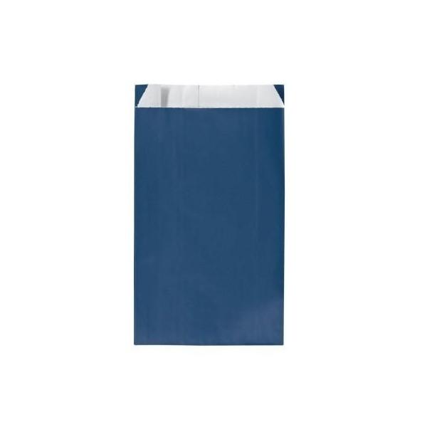 Pochette Papier Kraft Bleu