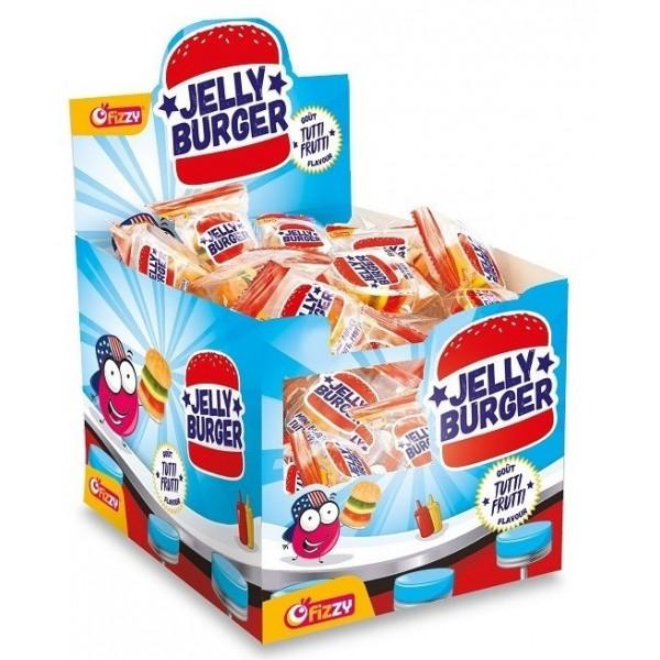 Bonbon Jelly Burger