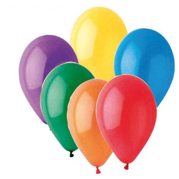 100 ballons à gonfler
