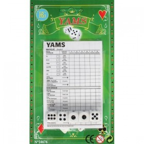 Jeu du Yam's