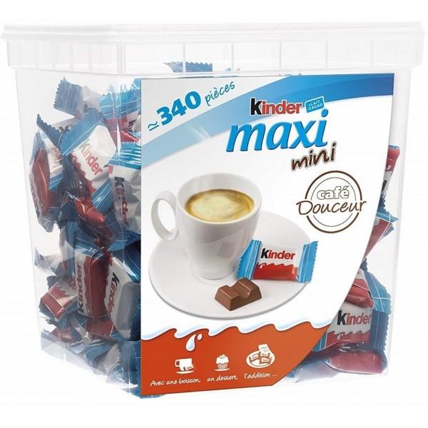 Kinder Maxi Version Mini