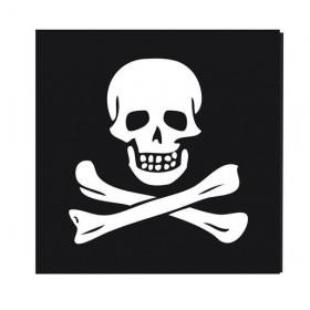 20 Serviettes Les pirates