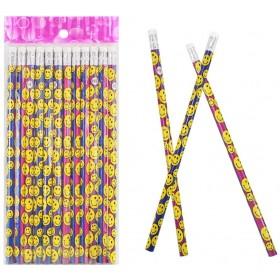 Crayon à Papier Sourire