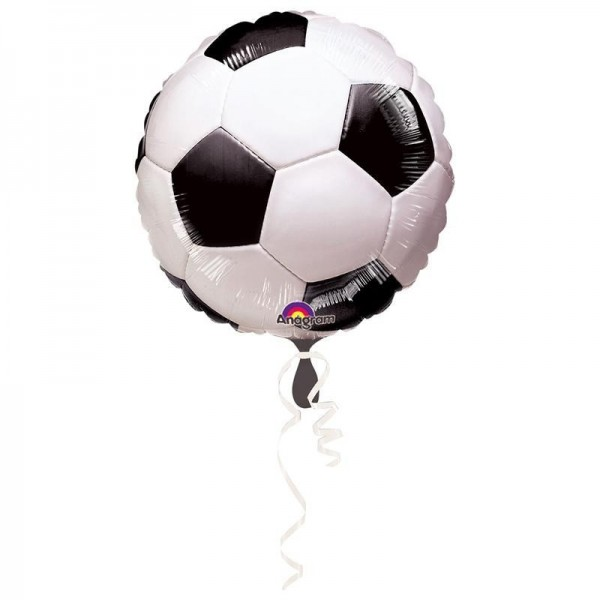 Ballon Football pour décoration de salle