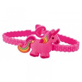 Bracelet Licorne Silicone