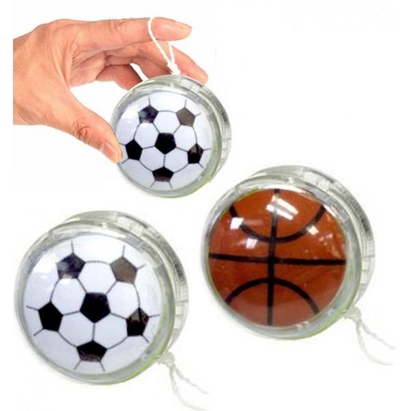 Yoyo Football ou Basket pour cadeau anniversaire enfant