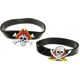 Bracelet Pirates Silicone
