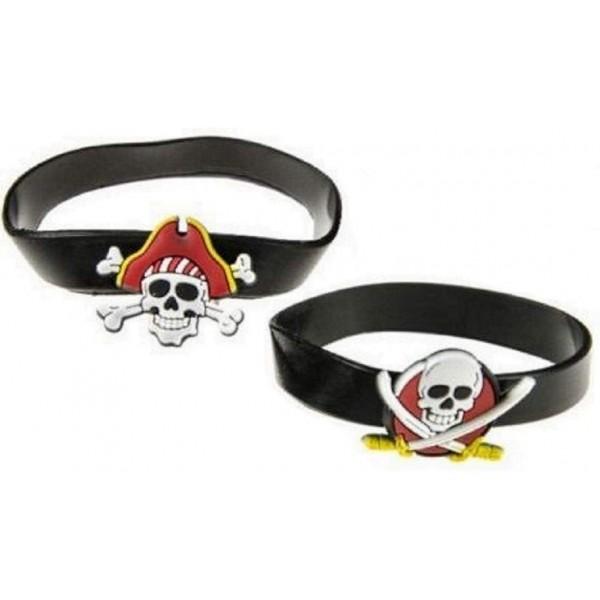 Bracelet Pirates Silicone