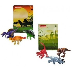 Set 3 Animaux Dinosaure