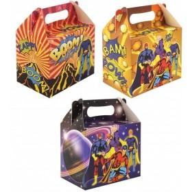 Boîte Menu Super Héros Cosmic