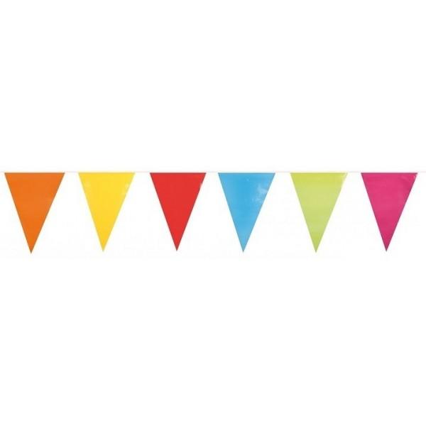 Mini Guirlande Fanion Multicolore