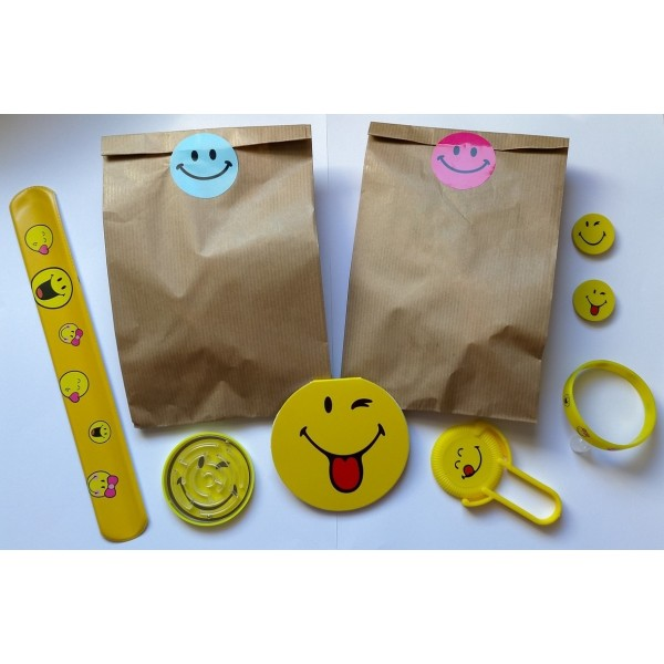 Pochette Surprise Smiley®