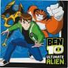 20 Serviettes Ben 10