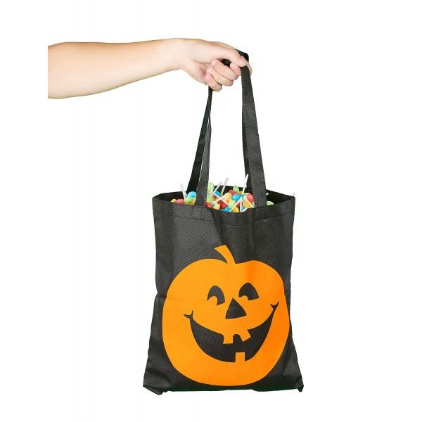 Sac à bonbons Halloween Citrouille