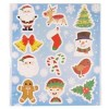 Stickers Décoration de Noël