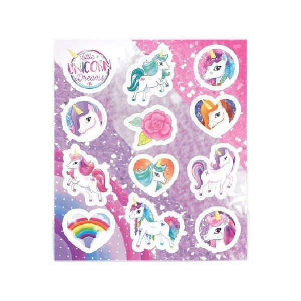 Stickers Licornes Dreams