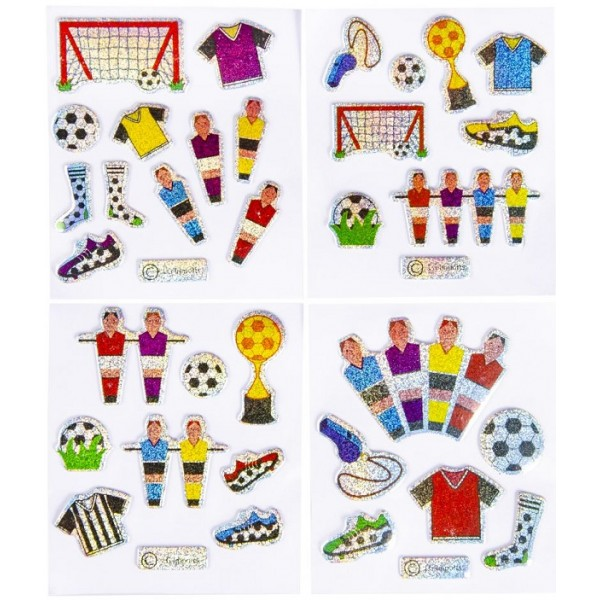 Stickers Thème Football