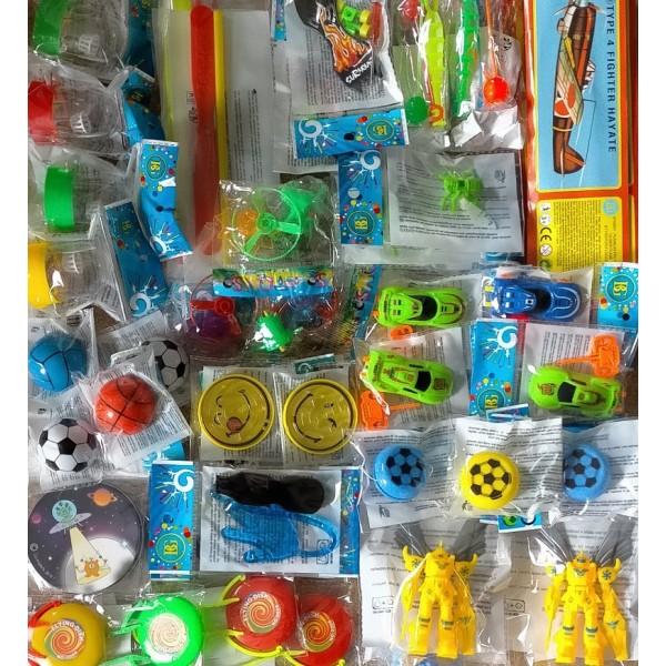 60 jouets garçons