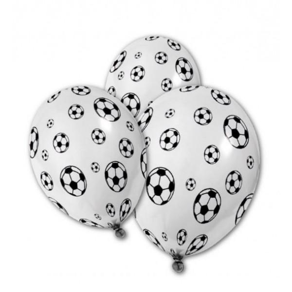 5 Ballons à gonfler Football