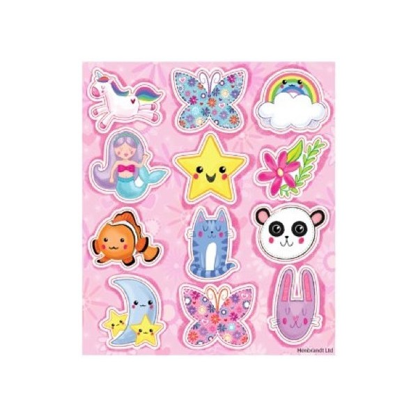 Stickers Girly