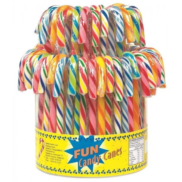 Candy Cane de Noël Multicolore