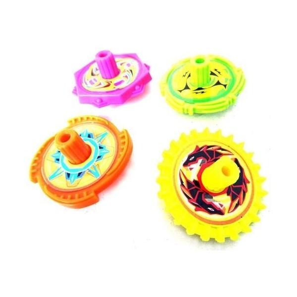 Toupie colorée jouet