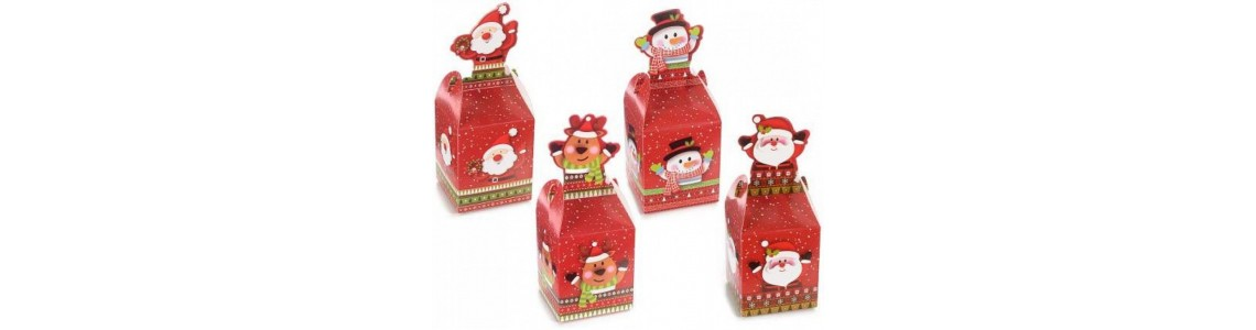 Emballages Noël